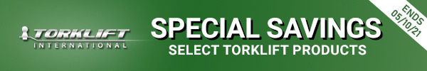 Special Savings Select Torklift Products Ends 5/10/21