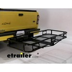 Hitch Mounted Cargo Carrier Information