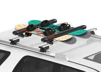 How to Tie Down Skis and Snowboards to a Roof Rack