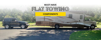 Flat Towing Components Overview