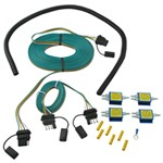 Vehicle Tow Bar Wiring