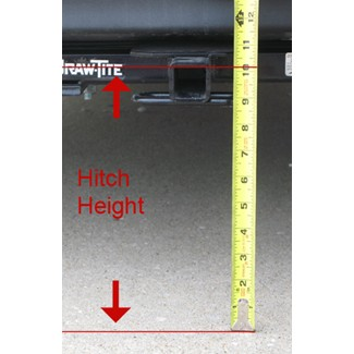 Choosing the correct ball mount for Rv height