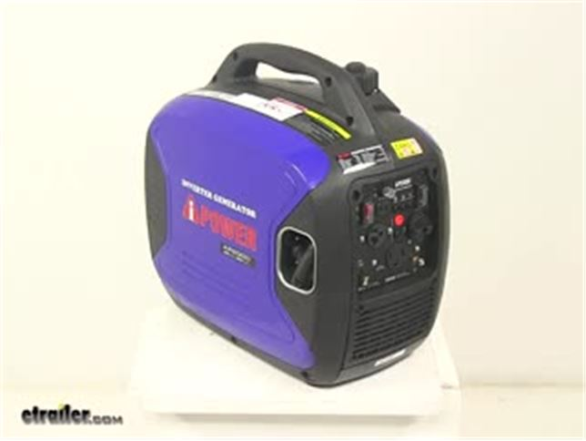 A ipower 2 000 watt inverter generator w parallel kit for Yamaha generator 2000