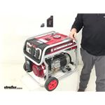 A-iPower Generators - No Inverter - 289-SUA4500 Review