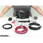 Video Demo Air Lift Air Suspension Compressor Kit Wireless Control AL74000EZ