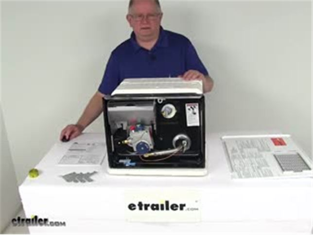 Atwood Rv Water Heater Gas And Electric Manual Pilot