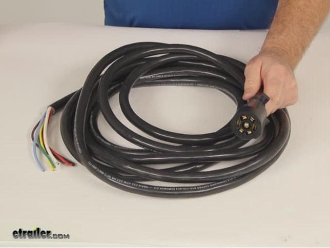 bargman rv plug wiring bargman wiring trailer connectors 50 67 008 review video  bargman wiring trailer connectors