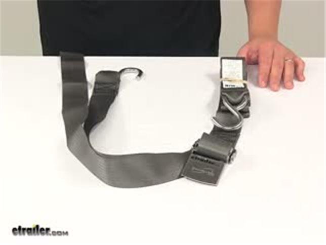 ladder lock buckle instructions