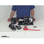 Bulldog Winch Electric Winch - Car Trailer Winch - BDW10030 Review