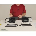 CIPA Custom Towing Mirrors - Slide-On Mirror - CM10800 Review