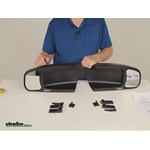 CIPA Custom Towing Mirrors CM11400 Review