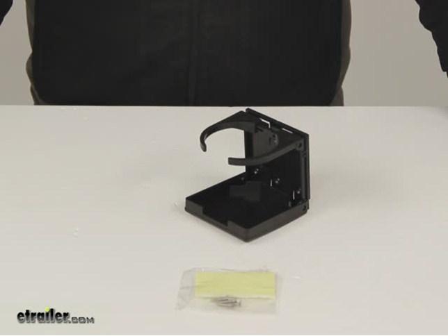 Camco Adjustable Drink Holder Black Camco Rv Kitchen