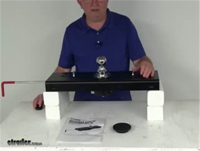 curt gooseneck hitch installation instructions