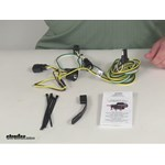 Curt Custom Fit Vehicle Wiring - Trailer Hitch Wiring - C55329 Review