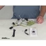 Video Demo Curt Custom Fit Vehicle Wiring C56027