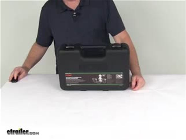 andersen hitch installation instructions