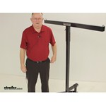 Video Demo Darby Hitch Cargo Carrier DTA944
