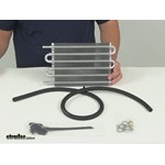 Derale Transmission Coolers - Tube-Fin Cooler - D12906 Review