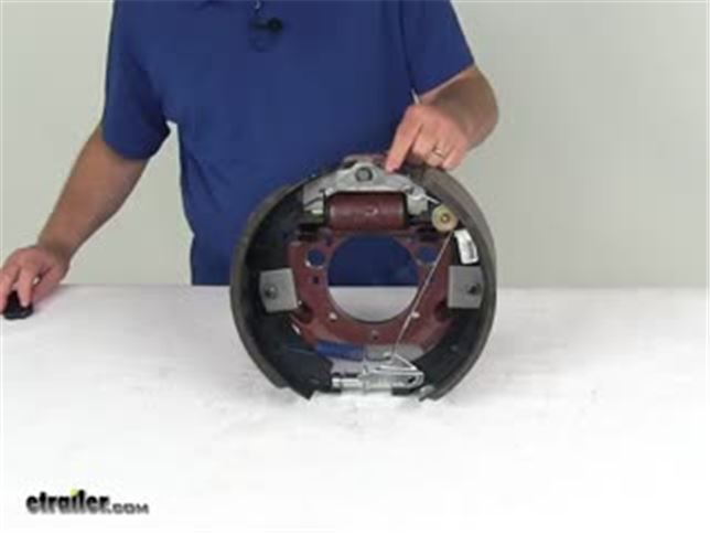 drum brake assembly instructions