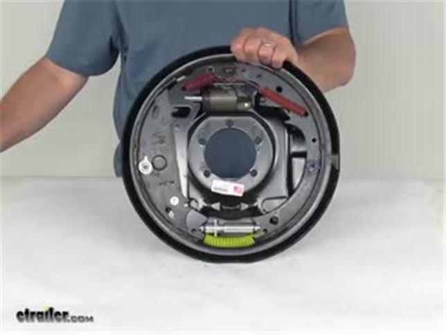 drum brake assembly instructions