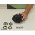 Video Demo Dexter Trailer Hubs and Drums 34822BX