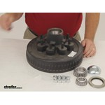 Dexter Axle Trailer Hubs and Drums - Hub with Integrated Drum - 42866UC3 Review