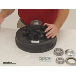 Video Demo Dexter Trailer Hubs and Drums 8 219 4UC3