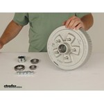 Dexter Axle Trailer Hubs and Drums - Hub with Integrated Drum - 8-247-50UC3-EZ Review