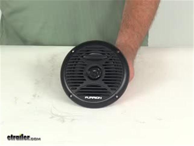 Furrion Rv Outdoor Speaker 5 Quot Diameter 30 Watt Black