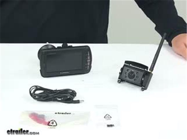 Furrion Digital Wireless Backup Camera W Color Lcd