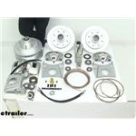 Video Demo Hydrastar Trailer Brakes Disc Brakes for Triple Axles HSE7K TR1