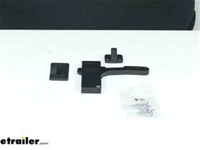 JR Products 06-11865 Bi-Directional Right Hand Screen Door Latch