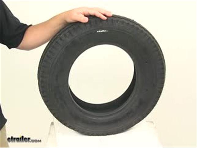 Kenda K353 Bias Trailer Tire - 5.30-12 - Load Range B ...