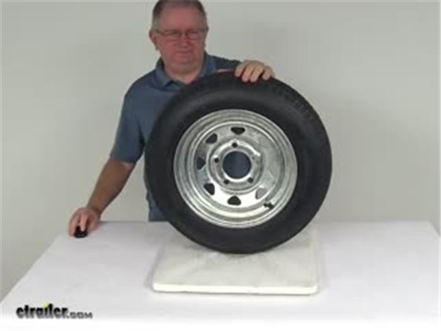 a6a0d7270d775 Video of Loadstar 4.80-12 Bias Trailer Tire with 12