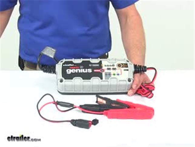 boat battery strap instructions