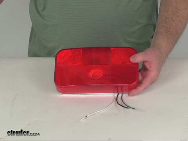Replacement Trailer Lights to Replace Reflect-O-Lite 910-950 ...