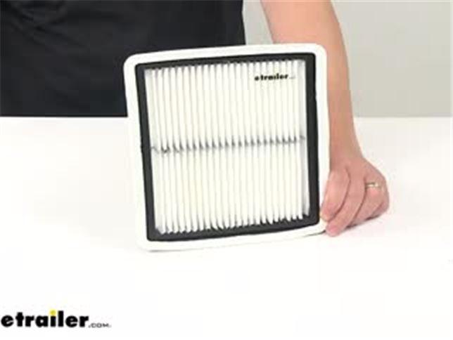 PTC Custom Fit Engine Air Filter