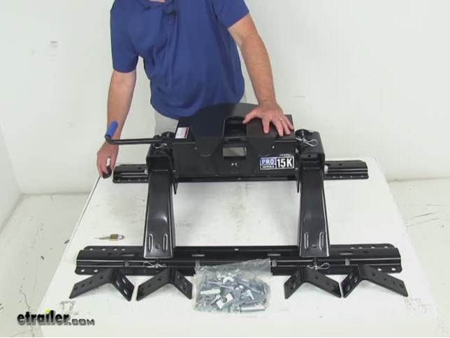 pro series hitch installation instructions