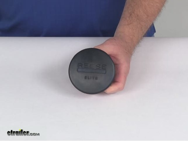 rubber hole cover for reese elite series under