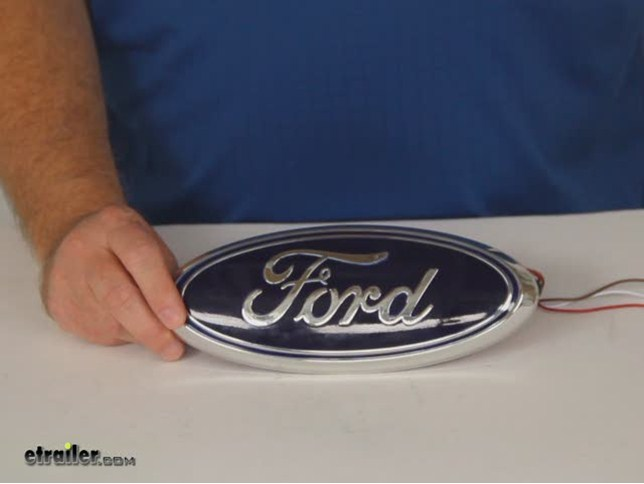 Compare Ford Led Lighted Vs Etrailer Com
