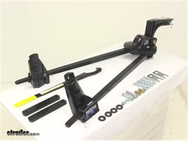 Weight Distributing Hitches - Towing Products & Winches Automotive