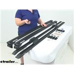 Review of Rhino Rack Ladder Racks - Roof Rack System - Truck Cap Ladder Rack - Y02-480
