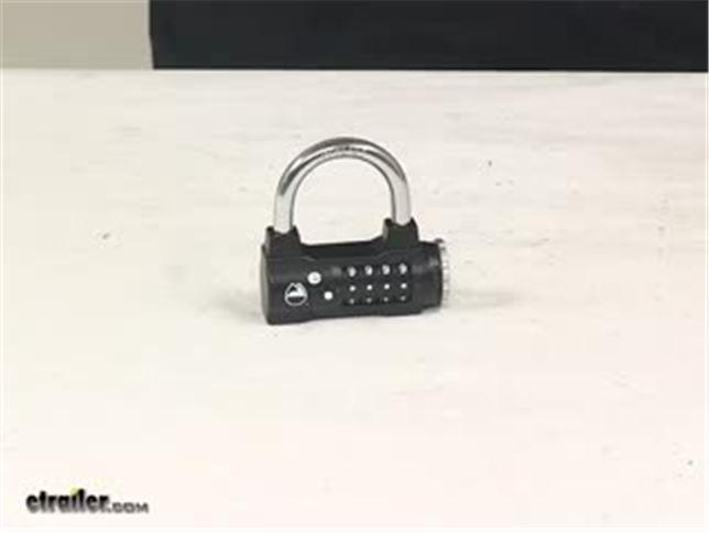 cjsj resettable combination padlock instructions