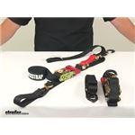 ShockStrap Ratchet Straps - Shock Absorber Strap - 297-15RSDB Review