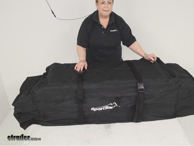 Sportrack Cargo Carrier Sportrack Cargo Bags Sr8120