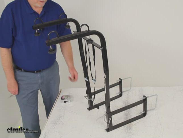 Bike Rack For Pop Up Camper Spare Tire Bicycling And The