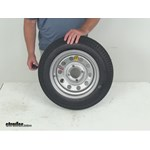 Taskmaster Tires and Wheels - Tire with Wheel - TTWAS12B4SMHP Review