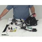 Tekonsha Custom Fit Vehicle Wiring - Trailer Hitch Wiring - TK22113 Review