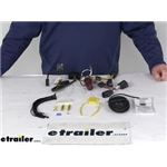 Review of Tekonsha Custom Fit Vehicle Wiring - Trailer Hitch Wiring - 118554