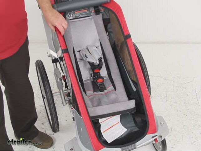 911559621be Thule Strollers TH20101000 Review Video